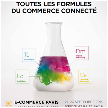 E commerce le salon de paris 2015 integral micro for Salon e commerce paris 2017