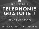 Votre téléphonie professionnelle gratuite pendant 3 mois !!!