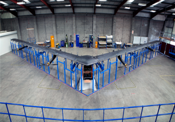 Une flotte de drones pour rendre Internet accessible dans les zones reculées